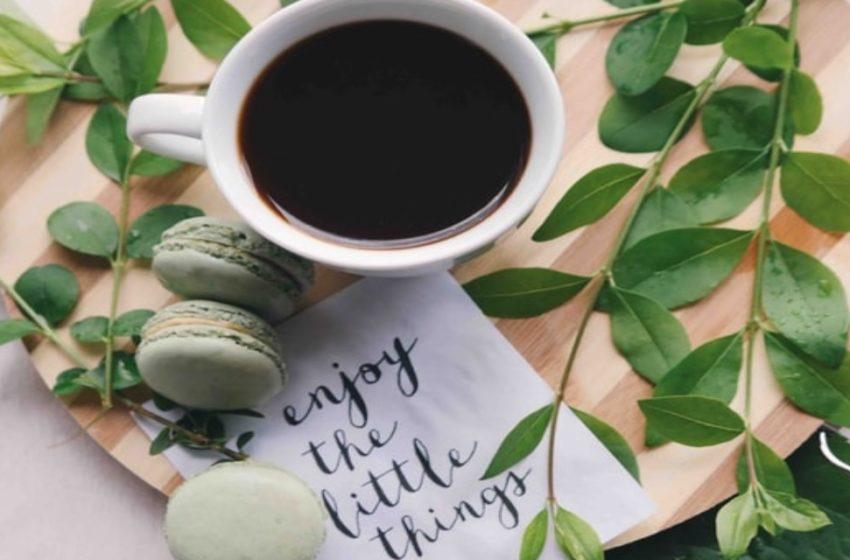 Café en casa es café ecoamigable