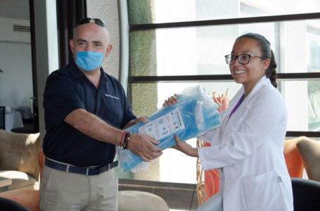 Donan caretas de protección al Hospital General de Querétaro