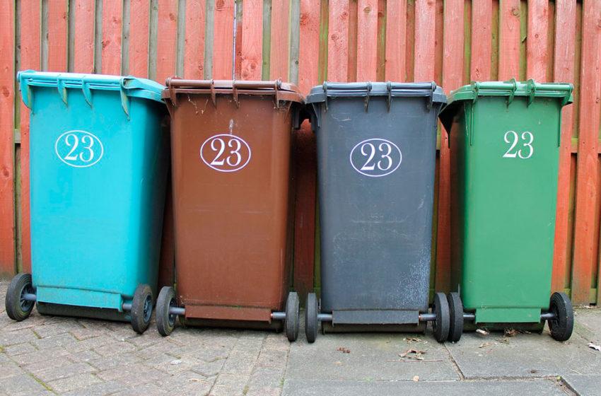 Es momento del reciclaje