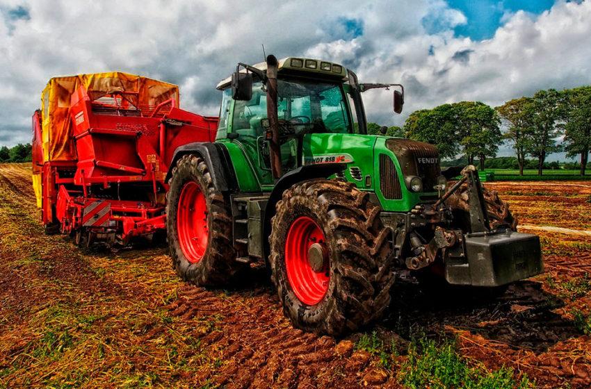 Efectos de la agricultura
