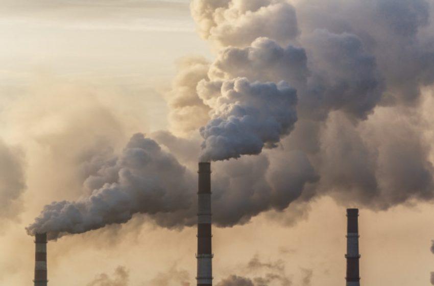 Se registran niveles de CO2 más altos en la historia