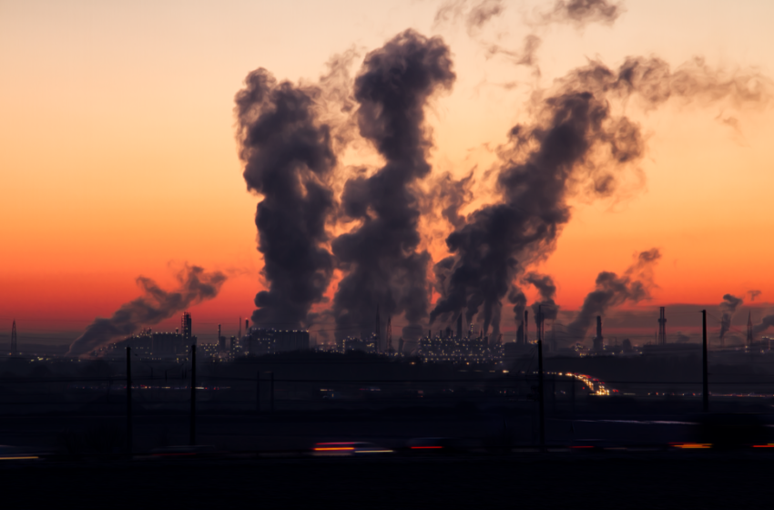 Cae contaminación del aire