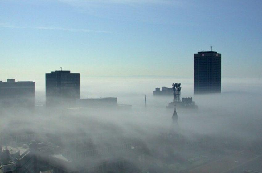 Contaminación en China vuelve
