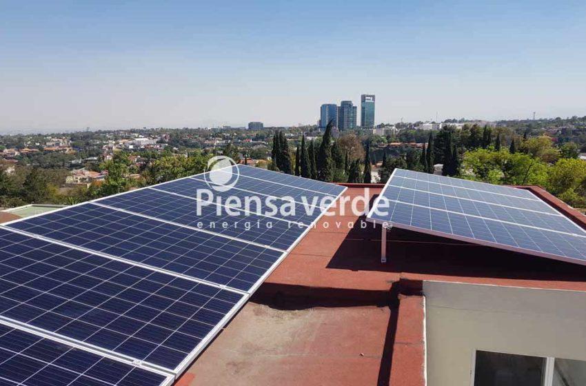 Paneles solares: todas sus ventajas
