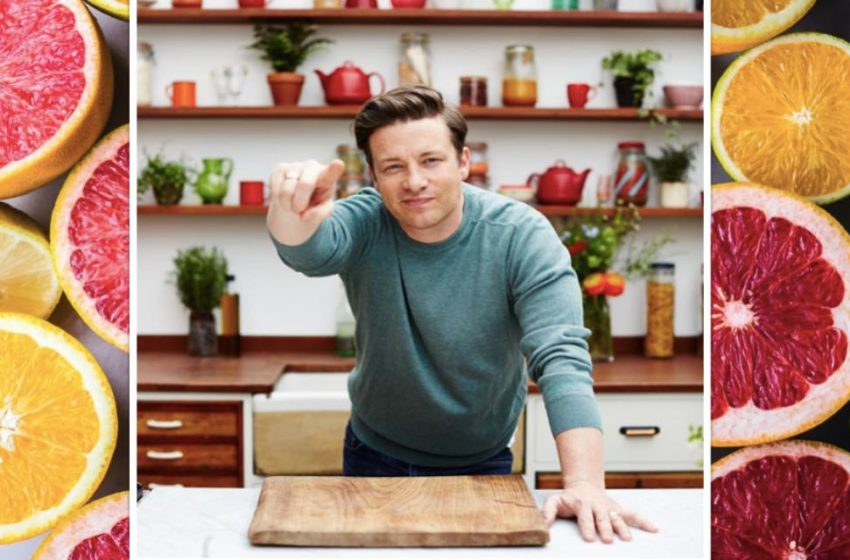 Jamie Oliver contra el desperdicio de alimentos