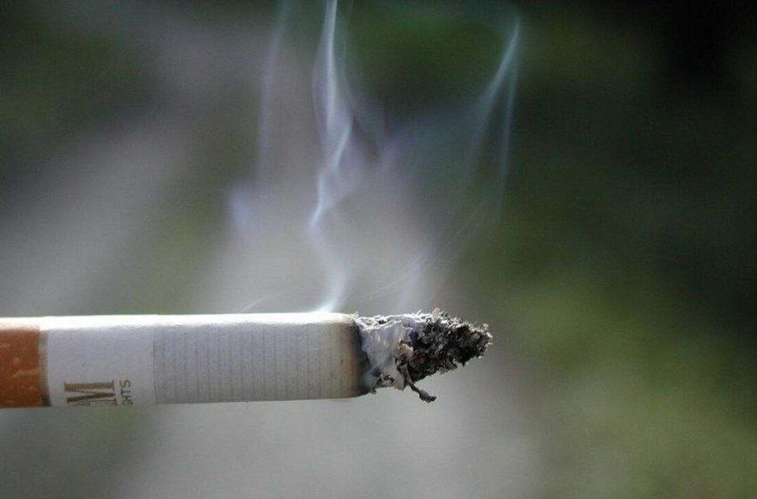 Cigarros contaminan agua