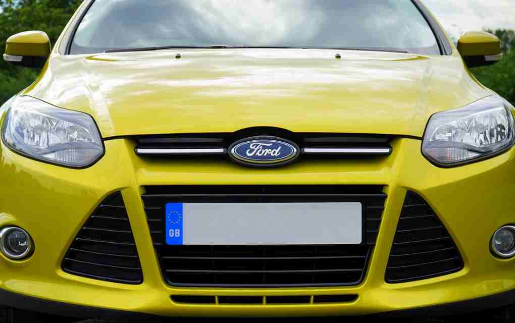 Ford energía verde