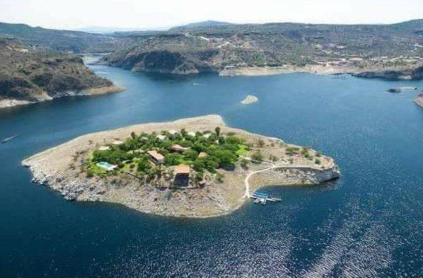 Isla Tzibanza en Querétaro