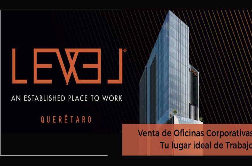 Oficinas corporativas LEVEL Querétaro