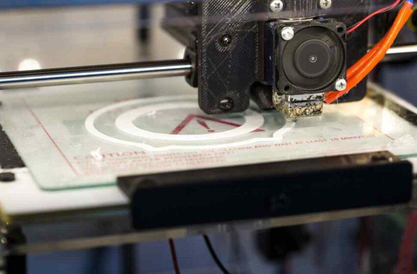 Edificios impresos en 3D