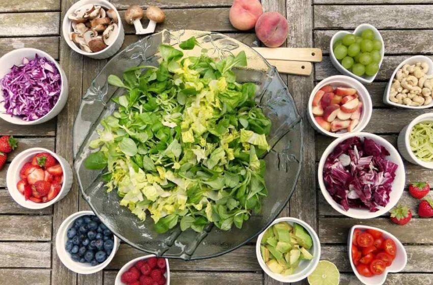 Dieta saludable para el Parkinson