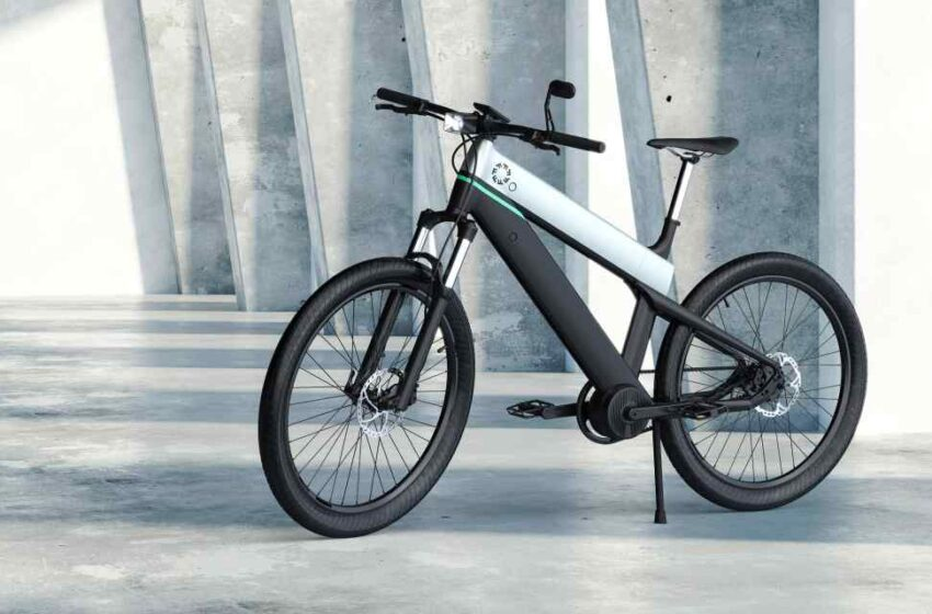 La bici eléctrica más eficiente