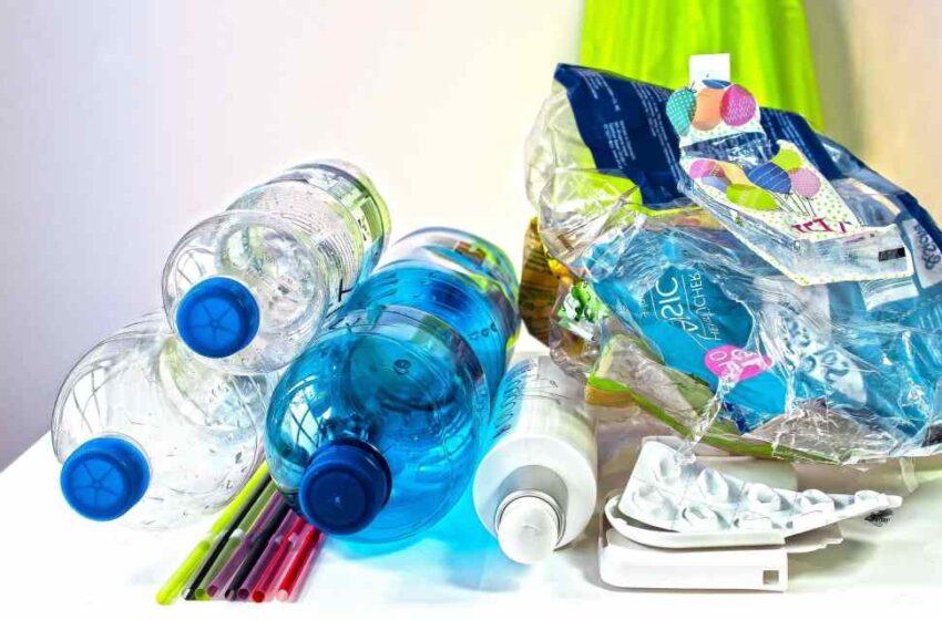 Basura plástica e hidrógeno