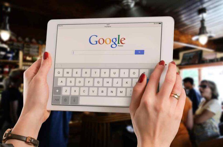 La compañía Google va por materiales reciclados