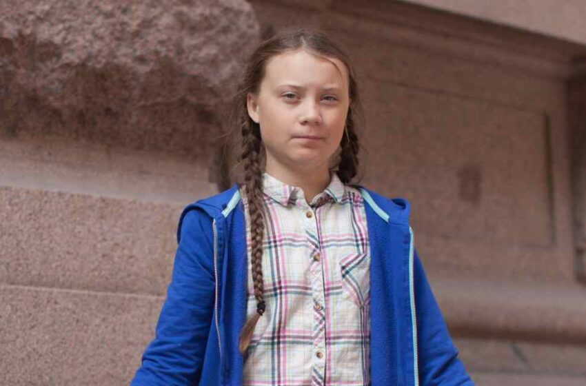 Greta Thunberg podría ganar Nobel