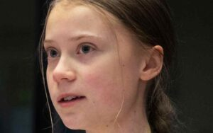 Greta Thunberg Premio Nobel
