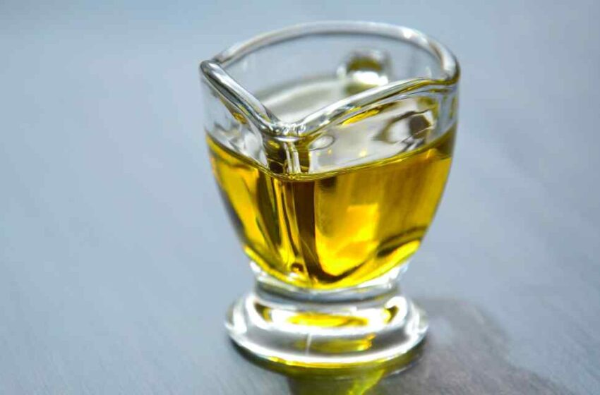 Aceite usado y su buen manejo