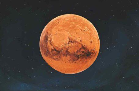 Marte se aproxima a la Tierra