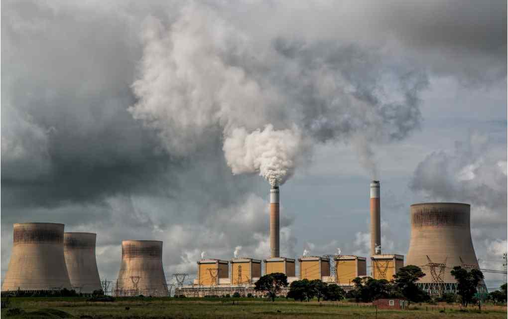 EEUU China contaminación