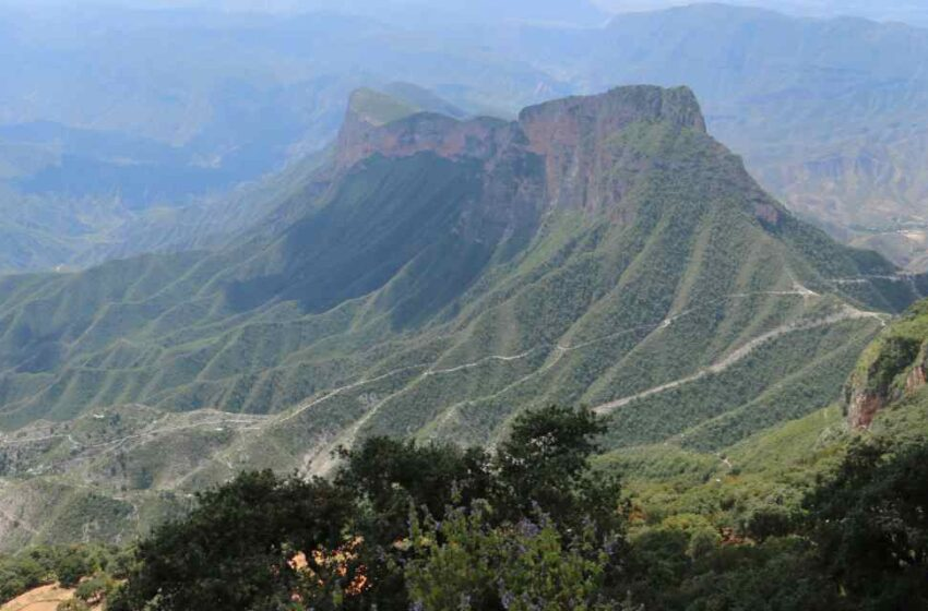 Sierra Gorda destino turístico a explotar