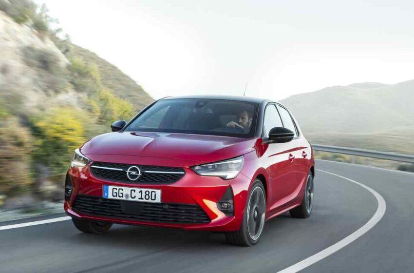 Opel Corsa versión eléctrica