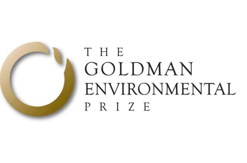 Premios Goldman Medioambiente 2020