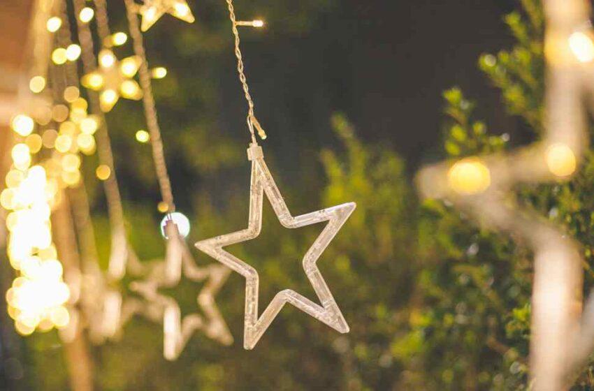 En Navidad ahorra energía