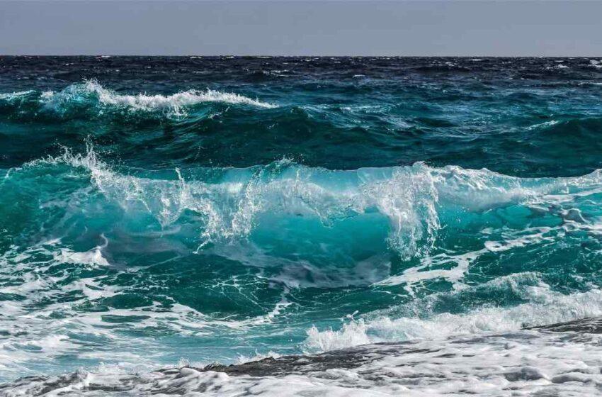Agua de mar potable