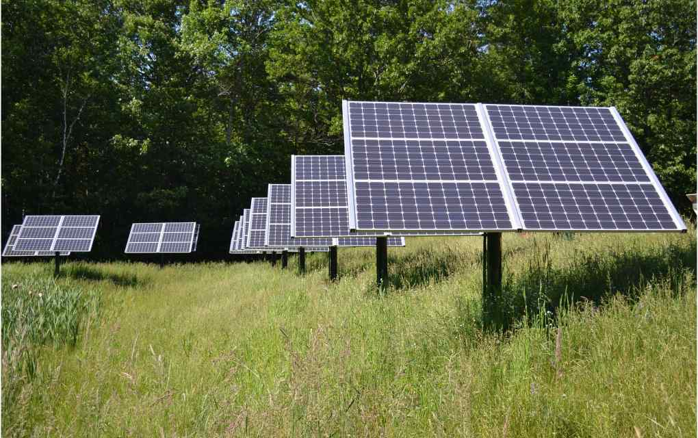 Huawei energía verde