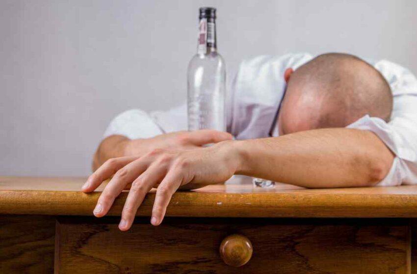 Consumo de alcohol y Covid-19