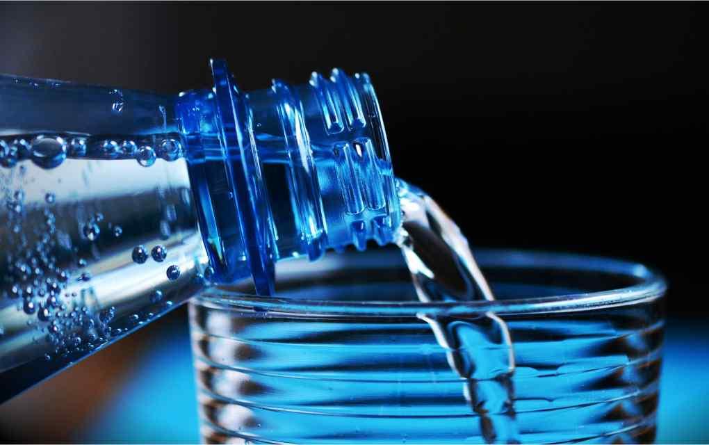 Wall Street agua