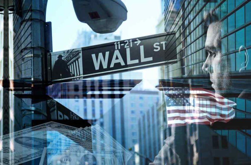 Wall Street y el agua
