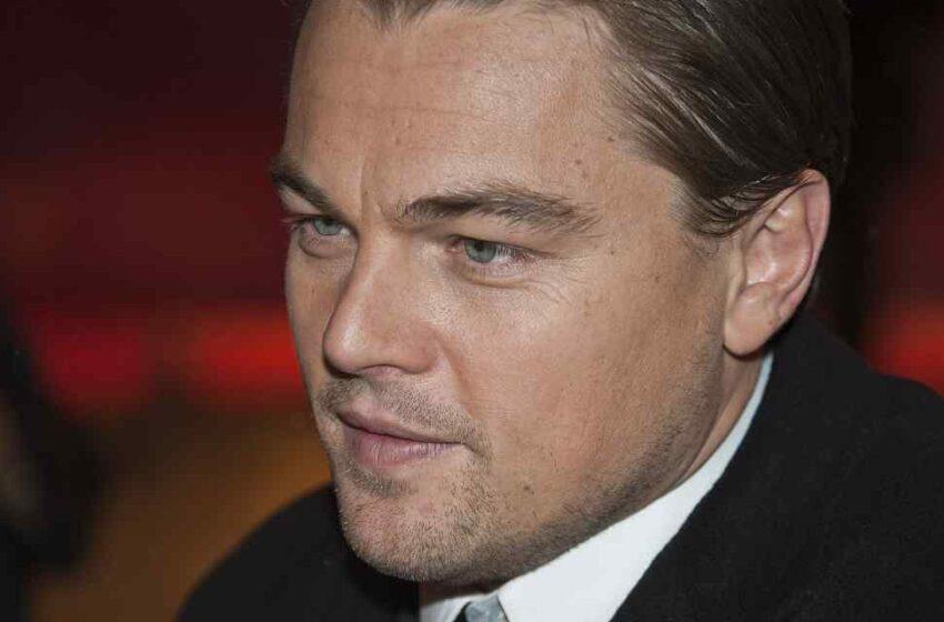 Leonardo DiCaprio gran activista